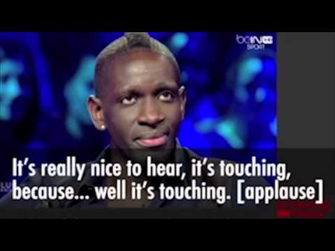 Mamadou Sakho breaks down crying in emotional TV interview