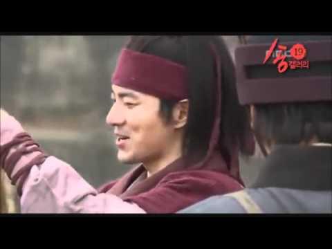 Yeom Moon & Jumong (1)