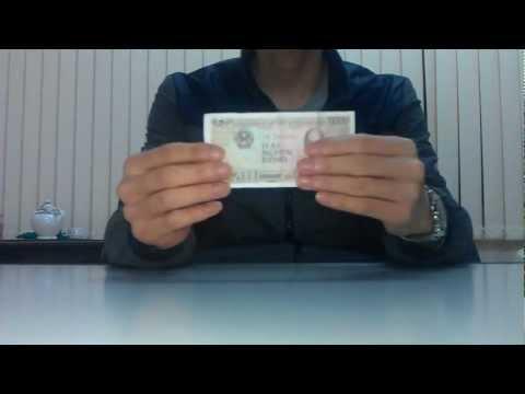Ảo Thuật biến giấy thành tiền