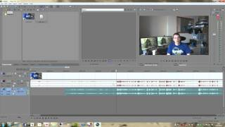 How To Sync Audio And Video Using Sony Vegas