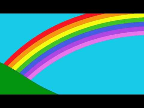 The Rainbow Colors Song Youtube Rainbow Colors In Order For