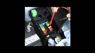 mqdefault how to test the fuel pump current draw on a peugeot 106 & citroen saxo fuse box location at soozxer.org