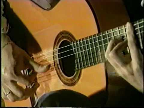 Flamenco Guitar Alegrias La Guitarra Espanola Pedro Sierra