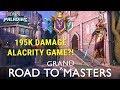 Vox s Road to Grandmasters 195k damage Alacrity Lian