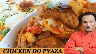 Chicken do pyaza..