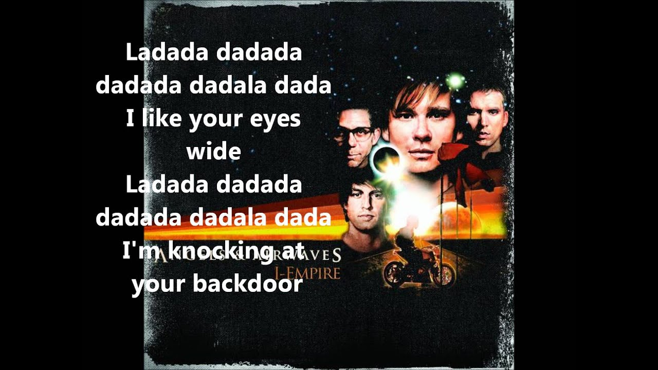 download lagu angels and airwaves distraction