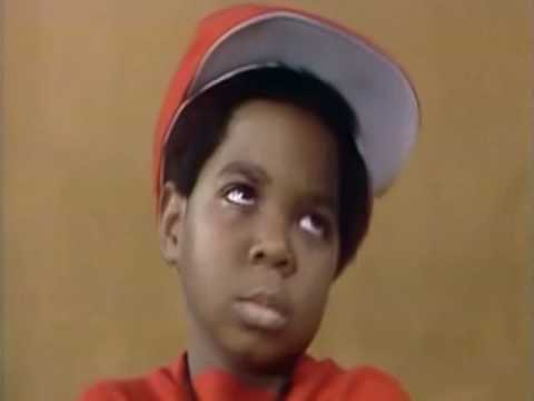Whatcha talkin' bout Willis? (R.I.P. Gary Coleman)