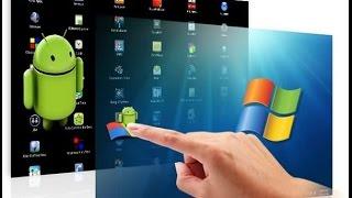 Descargar Y Usar Emulador De Android Para PC (Windows 7