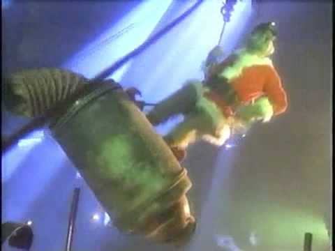 You're a Mean one Mr Grinch Music Video HQ - YouTube