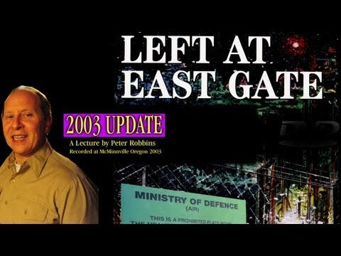 Left At Eastgate: The Rendlesham Forest Incident - 2003 Update