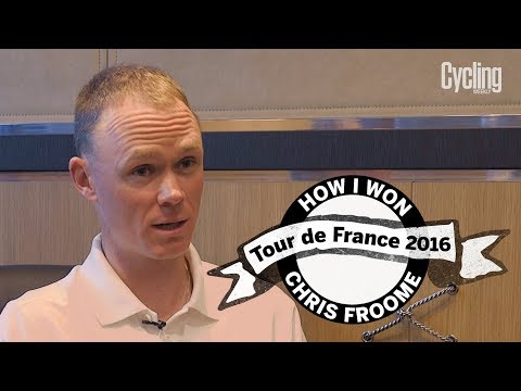 Chris Froome for Cycling Weekly: How I won the 2016 Tour de France