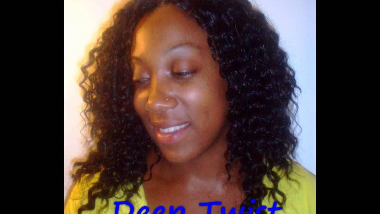 Crochet Braids By Twana - YouTube