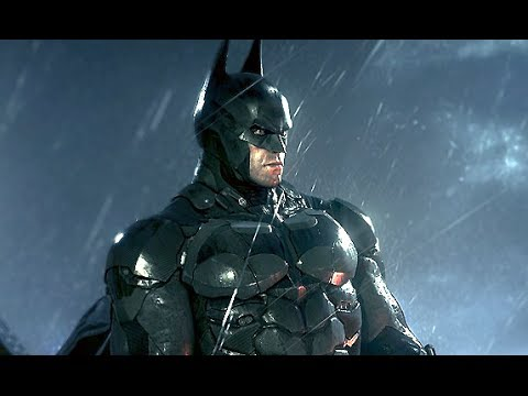 Batman Arkham Knight Trailer PS4 Xbox One PC