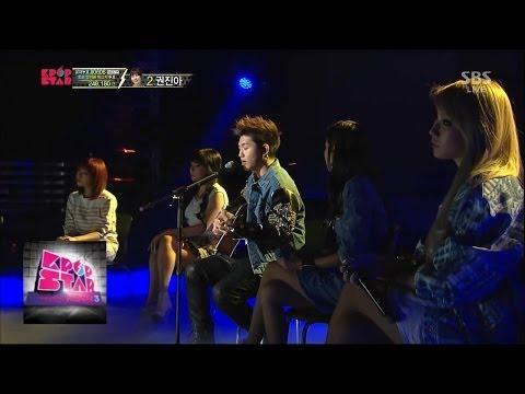 샘김-2NE1, 콜라보 무대 @K팝스타 시즌3 140406
