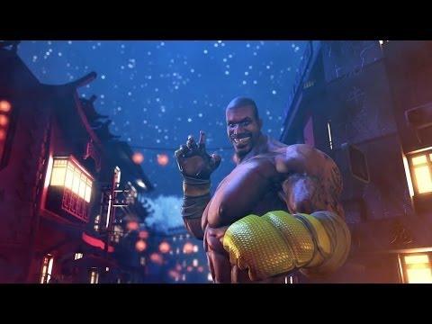 Shaq Fu: A Legend Reborn - Teaser Trailer