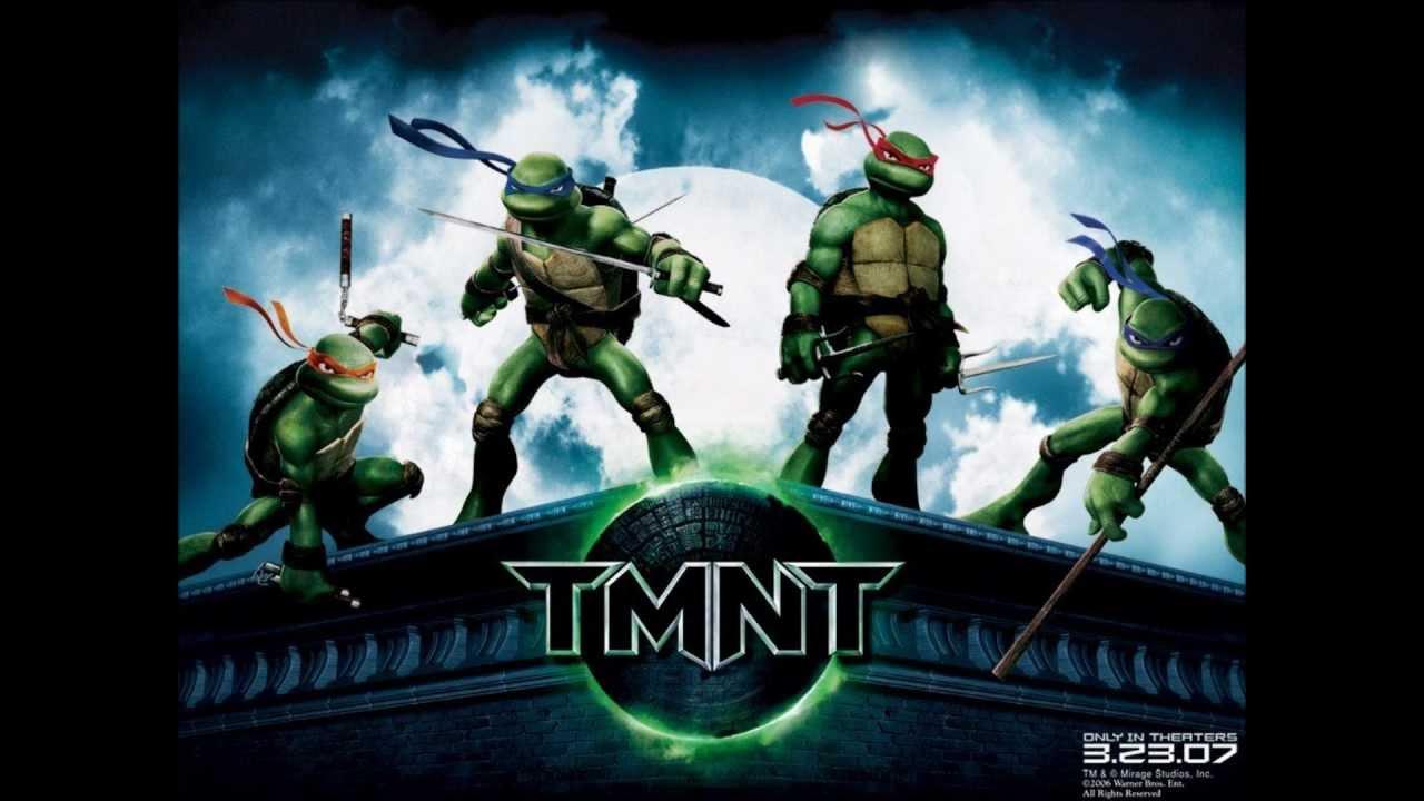Teenage mutant ninja turtles official theme song full version