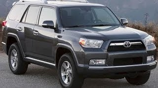 2013 Toyota 4Runner Start Up And Review 4.0 L V6