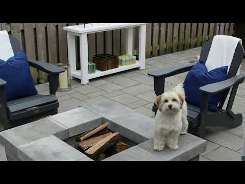 4 important safety tips when using an outdoor fireplace