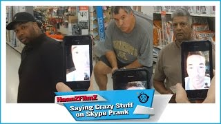 [Skype Public Prank - HaanzFilmZ] Video