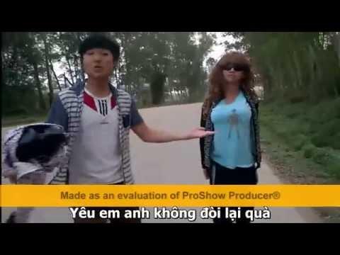 Anh Không Đòi Quà - Phiên Bản Team Siêu Nhân Gao(clip2)