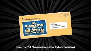 PCH Prize Patrol Wants a Winner- Will it Be You?