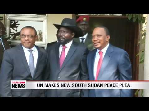 UN makes new South Sudan peace plea