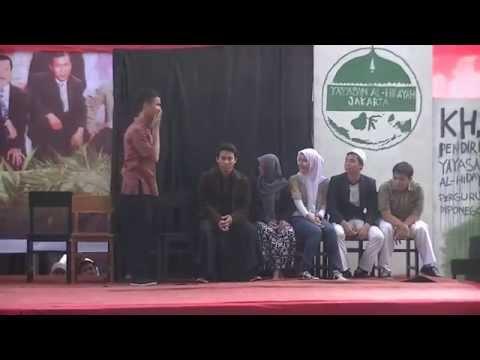 PERINGATAN HARI GURU 25 NOVEMBER 2013 SMA DIPONEGORO 1 JAKARTA