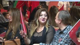تقرير يرصد أجواء احتفال الجالية المغربية بسويسرا والجاليات العربية الجزائرية والتونسية واللبنانية والمصرية بعد تأهل الأسود لمونديال روسيا |