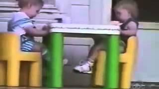 Caidas graciosas de niños