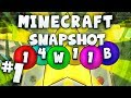 Minecraft BINGO - Lewis vs Simon #1 (Snapshot 14w11b) - Born Fully Formed