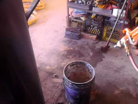 bomba de aire para concreto OZEM part 2