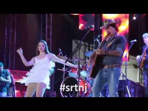24/08/2016 - Show Teodoro & Sampaio Palco Festeja