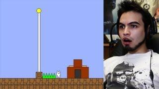 Super Mario Gato El Juego Mas Dificil Del Mundo (Nivel 5