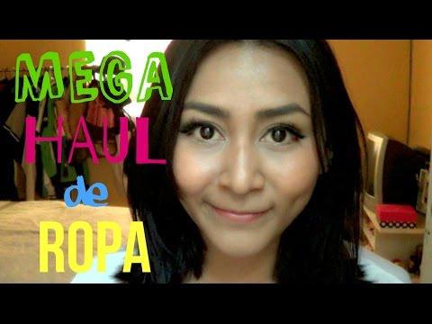 Mega Haul de Ropa! *Bershka, Pull&Bear, Zara, Forever 21 y más...!*