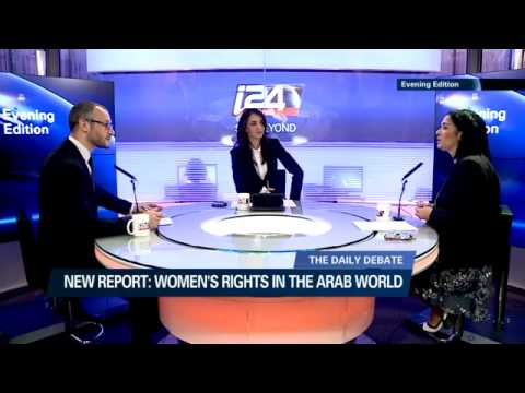 Women's Rights in the Arab World with Soraya Khefri & Calev Mayers