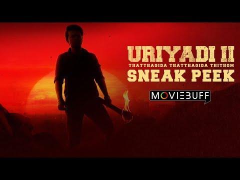 Uriyadi 2 - Moviebuff Sneak Peek - Sudhakar, Vijay Kumar, Vismaya - Vijay Kumar - Govind Vasantha