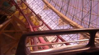 LAS VEGAS Canyon Blaster (HD POV) Full Indoor Coaster