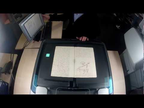 Digitalizado de libros antigüos