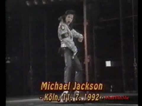 Michael Jackson Jam live - Cologne 1992