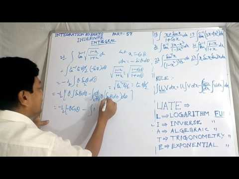Math unique plus video- Indefinite Integral-part-57