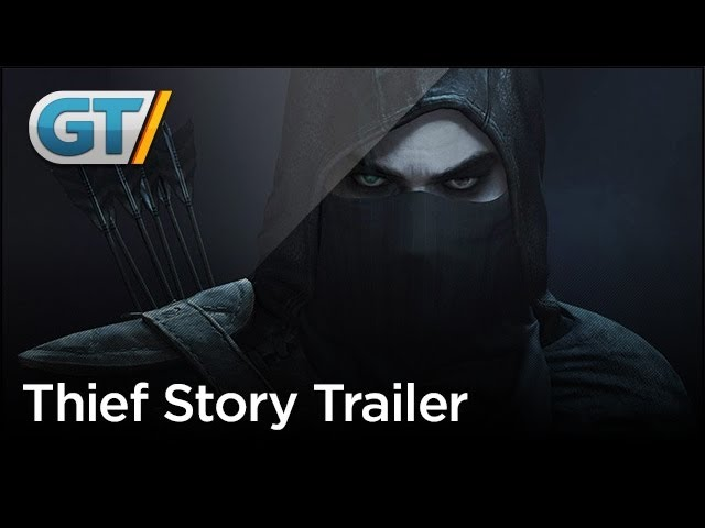 VGX 2013: Thief Brand-New Story Trailer