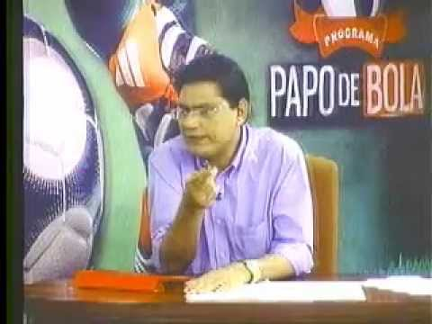 Programa Papo de Bola exibido dia 22 de abril de 2013
