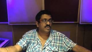 Making-Of-Drushyam-Background-Score