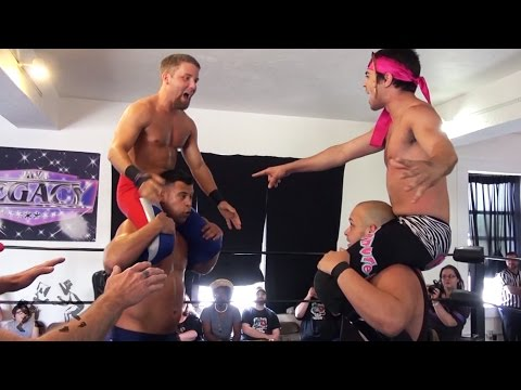 [Free Match] M1nute Men vs. Team Friendship - Beyond Wrestling | XWA 6/22 #SecretShow