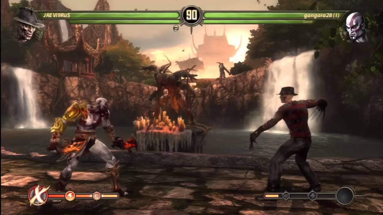 maxresdefault jpgMortal Kombat Kratos Vs Freddy Krueger