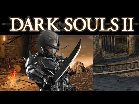 Dark Souls II: Raiden the Cyborg Ninja