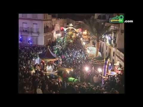 Elegidos los Reyes Magos y la Estrella de Ilusión de la Cabalgata de Gines 2015