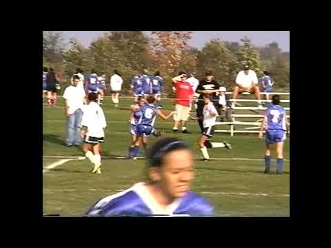 NAC - AVCS Girls  10-1-02