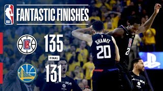 Clippers ERASE 31-Point Playoff Deficit | April 15, 2019