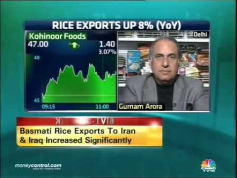 Worried of El Nino impacting rice output: Kohinoor Foods
